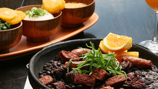 la gastronomia brasiliana